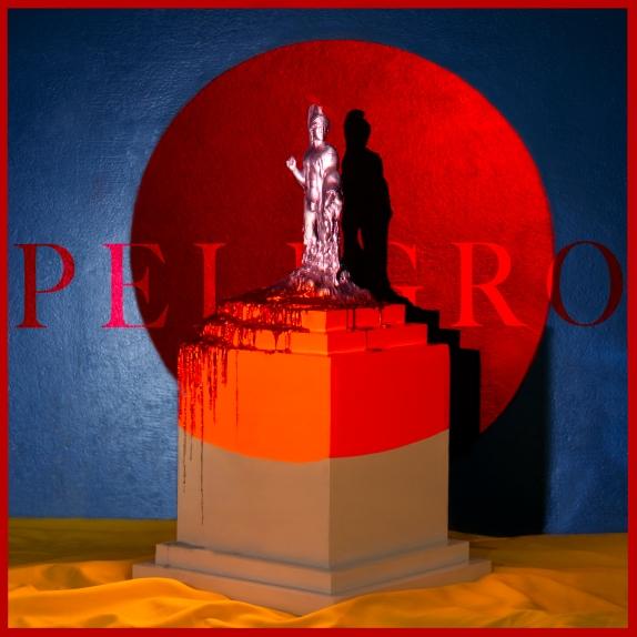 Portada PELIGRO - Planeta No ALTA - ma jose tapia val palavecino